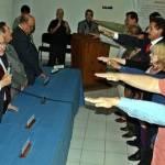 El doctor Osorio aseguró que es necesaria una vinculación más directa con la sociedad y aseguró que trabajara para estrechar la vinculación entre el quehacer de la sección colegiada que presidirá con la sociedad.