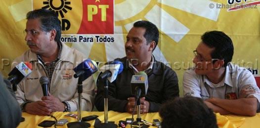 Reconoce LAD su derrota. Aún en la adversidad, el PRD mira hacia delante: Ortega.