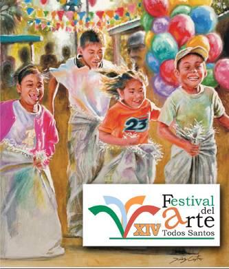 """Llegó el """"Festival del Arte de Todos"""", se llevará a cabo del 12 al 19 de febrero en la comunidad de Todos Santos."""