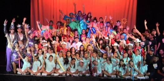 Se va de gira el musical José y su túnica multicolor