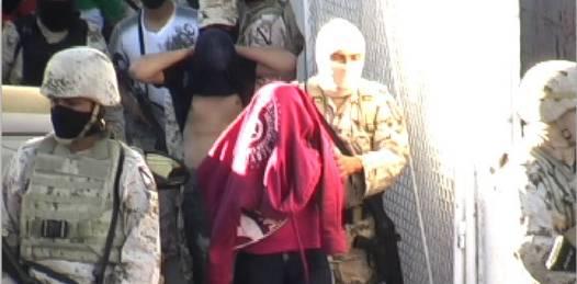 Zafarrancho entre militares y policías termina con la detención de 2 ministeriales y 11 municipales
