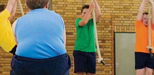 BCS primer lugar en obesidad infantil y juvenil
