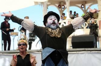 Zaikocirco, el mejor espectáculo del Carnaval