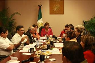 Nuevamente, el Ayuntamiento de La Paz hace donación de terrenos; pero en este caso al Instituto Politécnico Nacional.