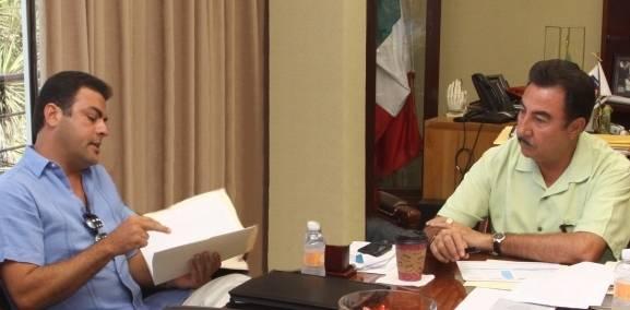 """En BCS no hay problemas en la seguridad, """"pero estar etiquetado con el nombre de México nos afecta"""" dice el secretario de Turismo"""