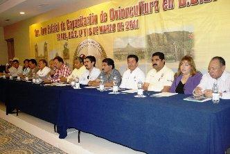 UABCS participó en el Primer Foro de Capacitación de Ovinocultura en BCS.