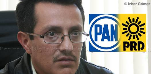 Perredistas en contra de una alianza con el PAN: Chávez