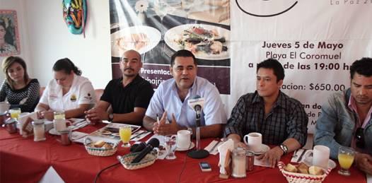 """Todo listo para el festival gastronómico """"El Gusto por Baja California Sur 2011"""""""