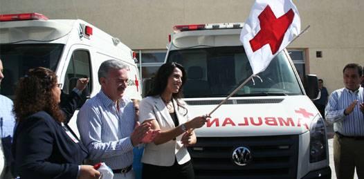 Inicia la colecta de la Cruz Roja