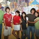Cinco jóvenes debutarán la noche del 6 de mayo, algunos con experiencia previa en compañías de baile, pero sin antecedentes teatrales.