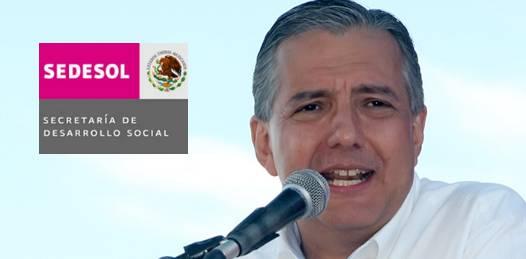Mañana estará en La Paz el titular de SEDESOL