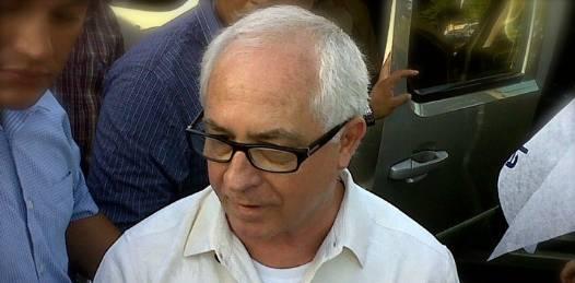 En contra de la reforma política se manifiesta el Senador Luis Coppola