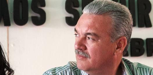 Preocupado Marcos Covarrubias por la inseguridad