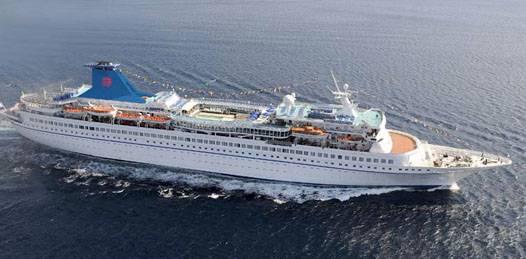 Tocará el crucero Ocean Star Pacific el sur del estado
