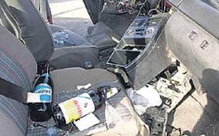 Insiste Cruz Roja: no mezclar el alcohol con el volante
