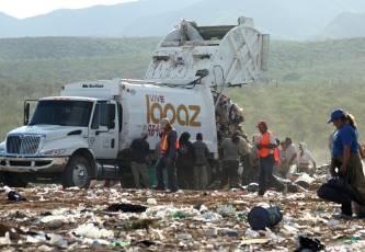 Pasarán 4 días sin recolección de basura
