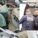 Se vincula a Pérez Rafael, quien en calidad de agente de la Policía Judicial Federal (PJF) colaboró en el cordón de seguridad que facilitó el aterrizaje del avión que presuntamente transportaba la cocaína.
