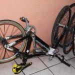 Los ministeriales recuperaron el total de las bicicletas sustraídas del Velódromo y presentaron a los presuntos responsables ante el Agente del Ministerio Público del Fuero Común especializado en robos diversos, quien determinará sobre su situación jurídica.