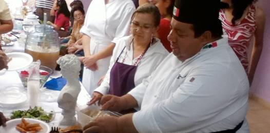 Reyes Ceseña, de la cocina a la investigación de la gastronomía sudca