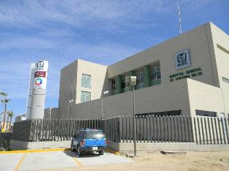 El uno de mayo inauguran hospital del IMSS en Guaymitas