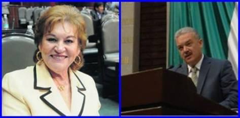 Martha García es esposa del exgobernador Antonio Echevarría Domínguez, quien dirigió Nayarit en el sexenio 1999-2005. La diputada federal llevaba siete años militando en el partido que se está convirtiendo en el patito feo de las elecciones estatales.
