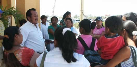 Demanda Antorcha Campesina 400 lotes de vivienda al ayuntamiento