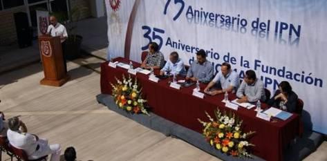 Los festejos del 35 aniversario del CICIMAR continúan con actividades deportivas ponencias magistrales y eventos académicos así como tertulias artísticas y sesiones informativas que se realizarán en el marco de los festejos del 75 aniversario del Instituto Politécnico Nacional.