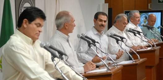 Firman gobernadores del Golfo de California pacto por la pesca