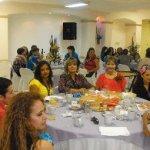La UABCS celebró a sus trabajadoras administrativas en el día de las madres.