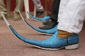 """Lo más """"In"""": las botas de Matehuala"""