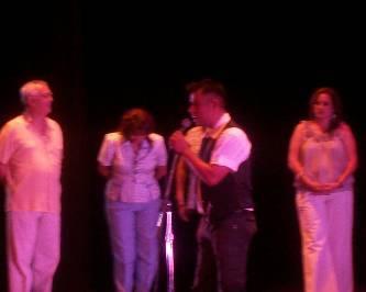 Celebran en el Teatro de la Ciudad el Día Internacional de la Danza