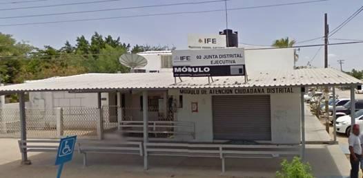 Provoca controversia la construcción de edificio del IFE en La Paz