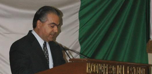 Habemus Procurador. Gamil Arreola es el nuevo titular de la PGJE