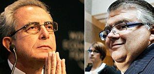 Carstens y Zedillo candidatos a dirigir el FMI