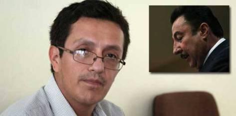 Chávez Ruiz sostuvo que sospechaban desde hace tiempo de la cercanía de Agúndez Montaño a otros partidos.