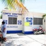Debe el PAN tener una oficina en Guerrero Negro.