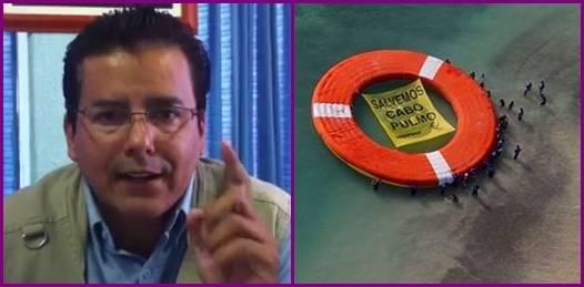 """""""Increíble"""" el actuar de  Greenpeace en Cabo Pulmo: PROFEPA"""