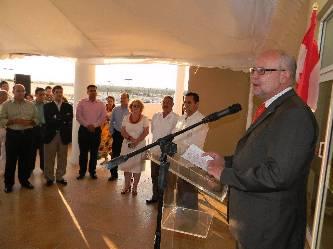 Abrió Canadá nueva oficina consular en Cabo San Lucas