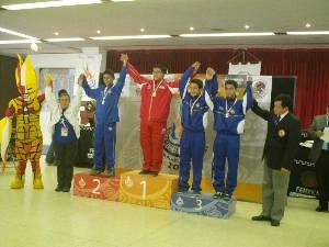 31 medallas para el Karate do sudca en la Olimpiada Nacional CONADE