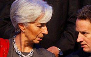 Respalda EU a la francesa Lagarde para que dirija el FMI