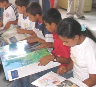 Realizan jornadas de lectura por distintas zonas de la ciudad