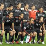 Foto de la selección mexicana de fútbol