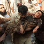 Imagen de víctimas de atentado