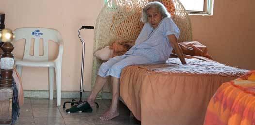 Convocan a colaborar con el asilo de ancianos