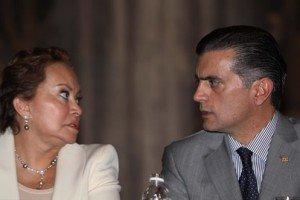 No sabe Lujambio si continuará o no el pacto con Elba Esther