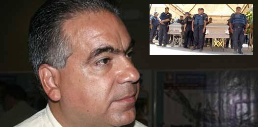 Se cometieron errores en la escena del doble homicidio de policías reconoce el Procurador
