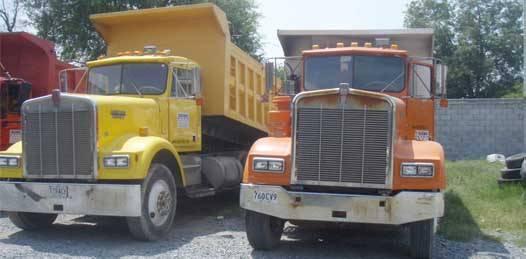 Amenazan transportistas con detener trabajos de construcción nueva plaza comercial
