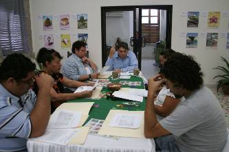 Quedó instalada la Comisión de Apoyo a la Creación Popular