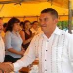El delegado de Santiago, Jorge Joel Cota Ruíz destacó que fueron muy pocas las lluvias pero mucho servirán para la agricultura y la ganadería, toda vez que hace más de siete años que la naturaleza no ha sido generosa en cuanto a la cantidad de agua que se requiere por temporada.