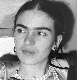 Frida, nada de sueños, con la realidad basta